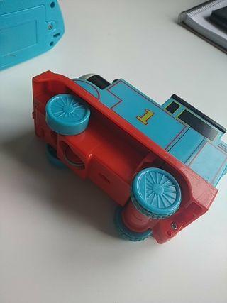 coche tren teledirigido. Thomas & friends