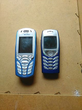 vendo moviles antiguos