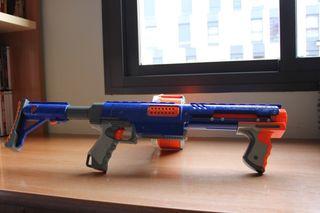 Pistola Nerf Raider CS-35