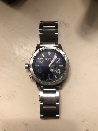Mens nixon 51-30 chrono
