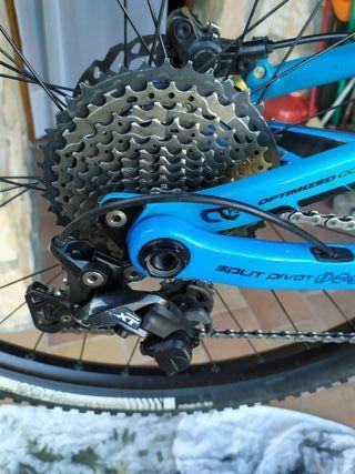 bicicleta BH Lynx Race RC Carbon Fox Rhythm