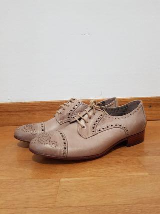 Zapatos Oxford de mujer