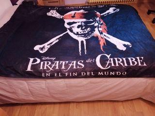 Banderola gigante piratas del caribe