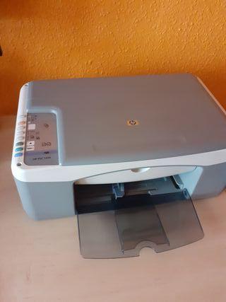 Impresora y escáner HP 1410