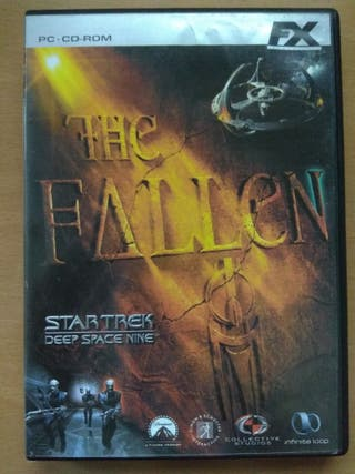 Videojuego NUEVO STAR TREK: THE FALLEN