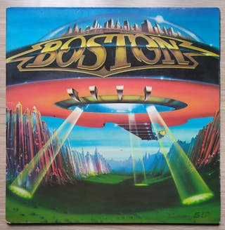 Disco de Vinilo Boston Don'n Look Back