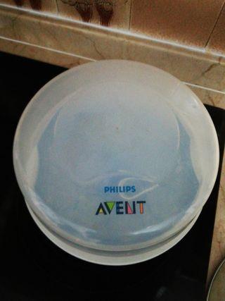 esterilizador Philips Avent microondas