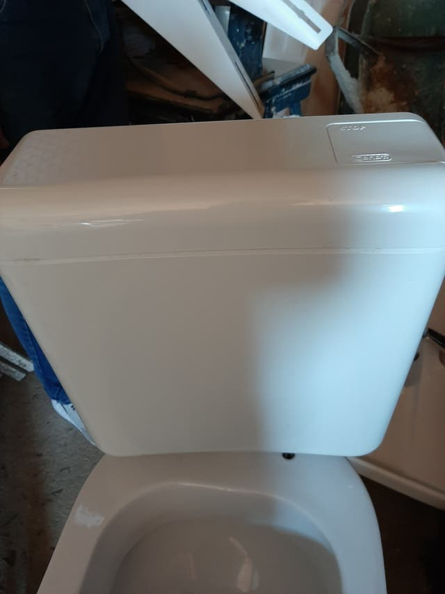 lavabo y taza wc minusválidos