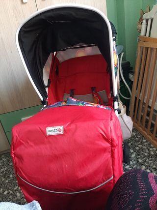 silla de bebe nueva bebeler