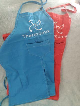 Delantales infantiles Thermomix