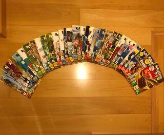 32 revistas de entretenimiento para niños