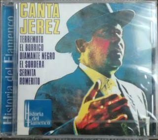 Jerez canta. Terremoto, Sordera, Sernita..CD nuevo