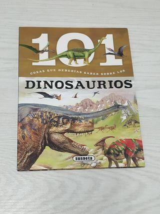 101 datos que deberías saber sobre los dinosaurios