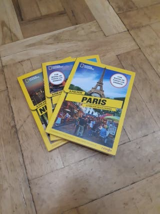 Libros nacional geographic