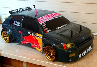coche rc electrico hsp brushless 1/10