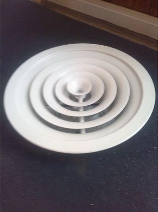 Difusor de aire acondicionado sin estrenar