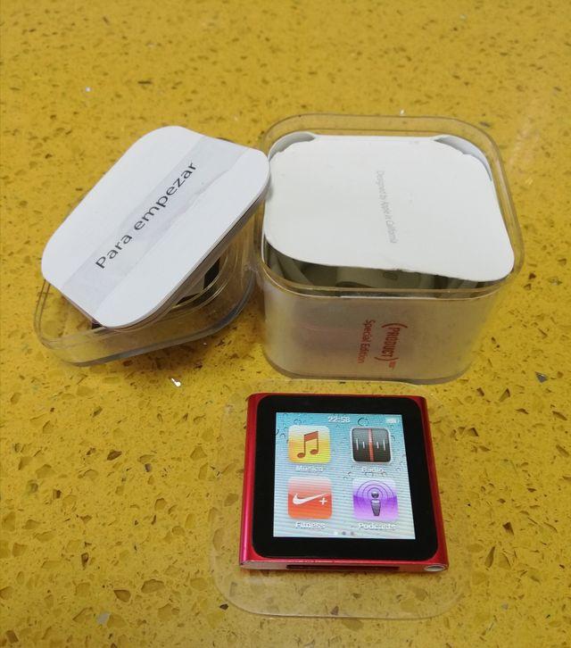 Apple Ipod Nano 6 Th. 16 Gb (Special Edition)