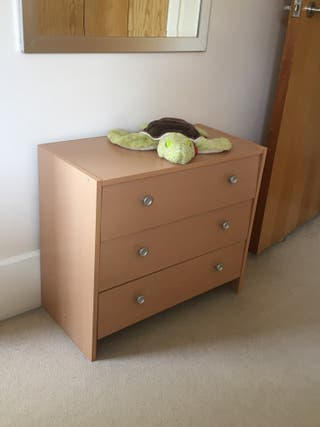 Chest of drawers. Pimlico