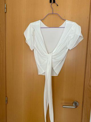 Blusa/Top blanca