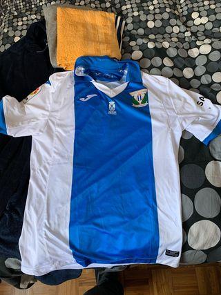 Camiseta del Leganés 2017/2018