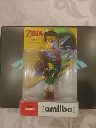 Amiibo Link Ocarina Of Time