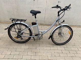 Bicicleta Eléctrica Paseo en perfectas condicione