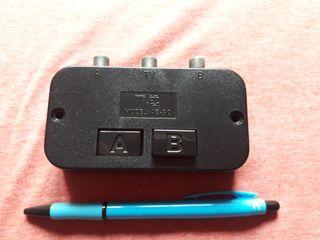 Conmutador señal tv