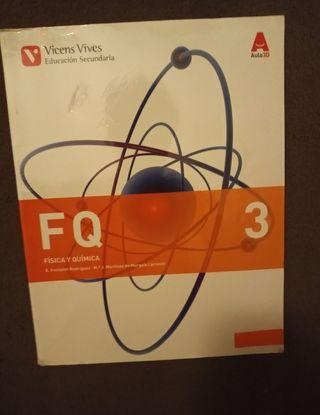 Libro Vicens Vives 3 eso Física y Química