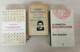 Cien años de Soledad y más libros