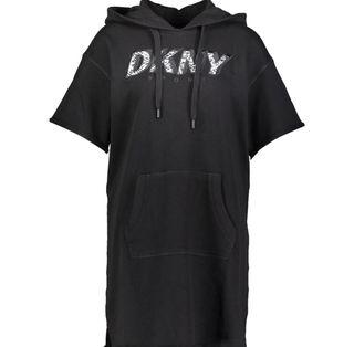 DKNY Hoodie Dress