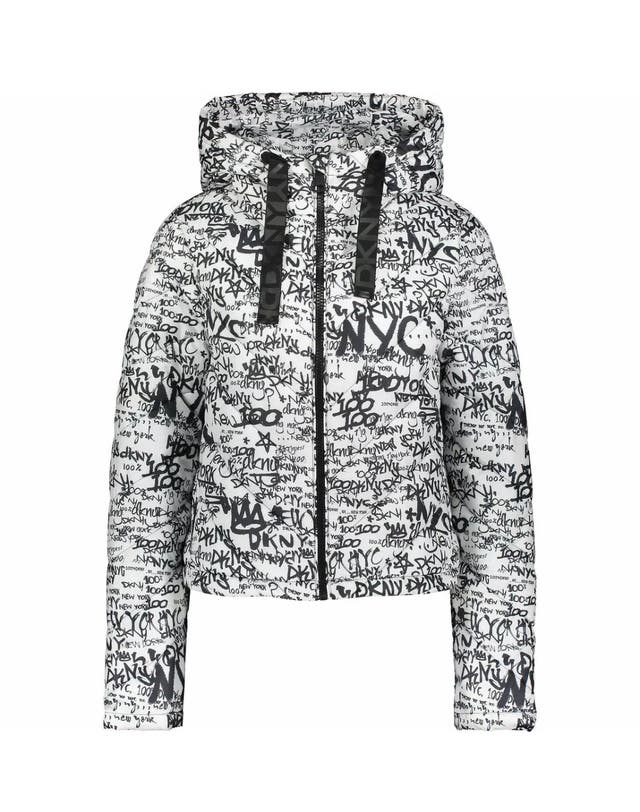DKNY Graffiti Jacket RRP £200