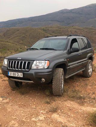 Jeep Grand Cherokee 2,7 Crd 2005