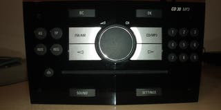 Radio Opel Astra H + Reproductor SD/USB Yatour.