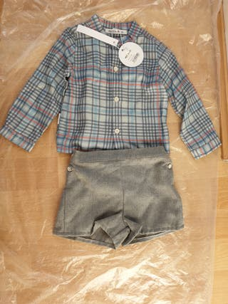 brand new babidu baby boy outfit