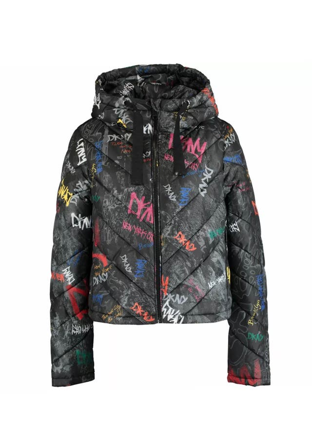 DKNY Graffiti Jacket RRP£200
