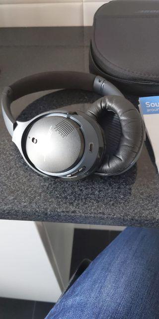 Cascos Bose Soundlink 2