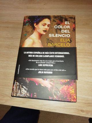 El color del silencio, libro