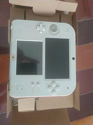 Nintendo 2DS + 2 JUEGOS