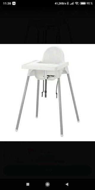 Trona Antilop del Ikea