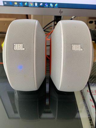 Altavoces para ordenador JBL Pebbles - USB