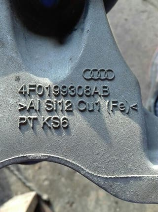 soporte motor audi a6 3000tdi