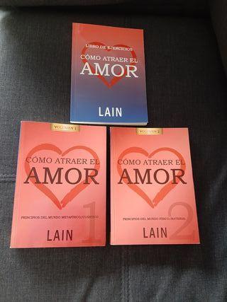 colección Libros de Lain Garcia Calvo