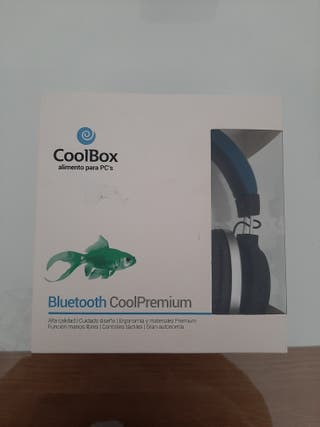 Cascos bluetooth CoolBox Gaming