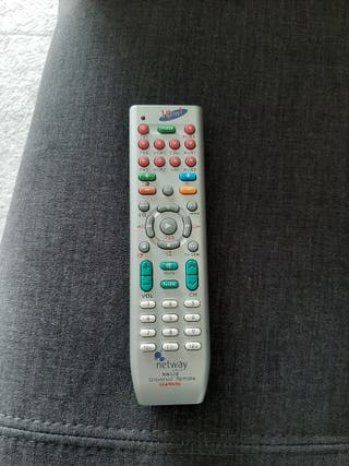 mando universal Tv