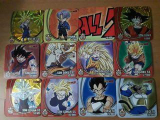 39* Stacks Dragon Ball Z