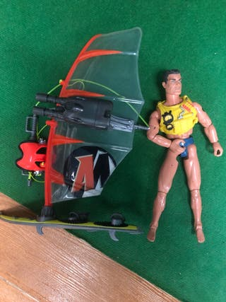 Lote Action Man