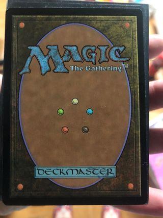 Cartas Magic The Gathering DECKMASTER