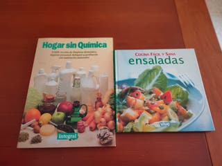 HOGAR SIN QUIMICA / COCINA FACIL Y SANS