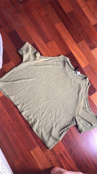 Jersey verde caqui
