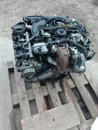 despiece completo motor audi 3000tdi código ASB